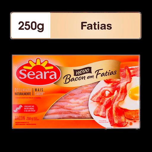 Seara Bacon Em Fatias