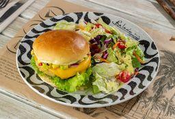 154 - Falafel Burger