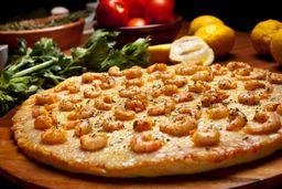 Pizza de Camarão - Grande