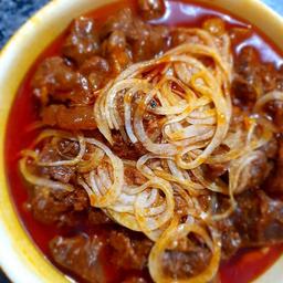Porção de Carne Cozida