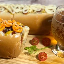 Hot Dog de Charque - 60cm