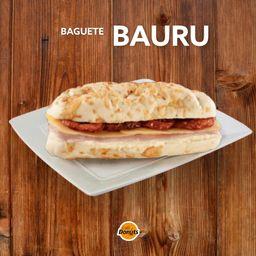 Baguete de Bauru
