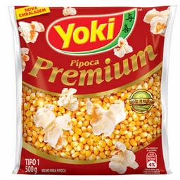 Milho Para Pipoca Yoki 500ml