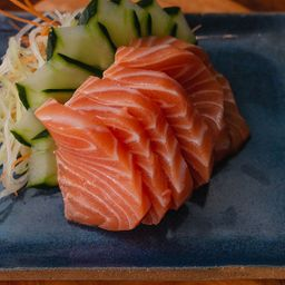 Sashimi Salmão (6 Uni)