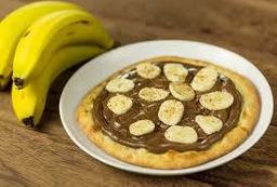 Esfiha de Chocolate com Banana