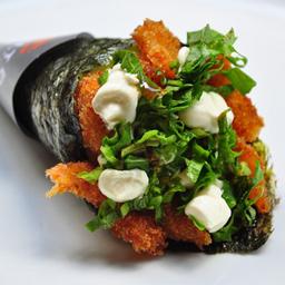 Salmão Empanado Spicy M