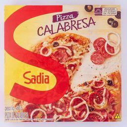 Pizza Sadia Calabresa 460g