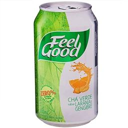 Feel Good Laranja com Gengibre 330ml