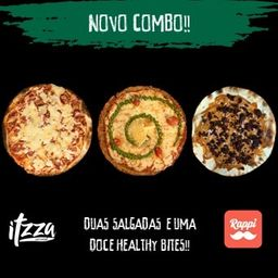 2 Itzzas + 1 Doce Healthy Bites