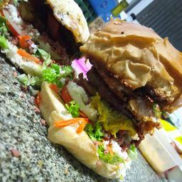 Hambúrguer X Tudo