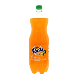 Fanta laranja 2 litros