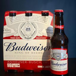 Budweiser Long Unidade 330ml