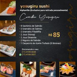 Combinado Yosugiru