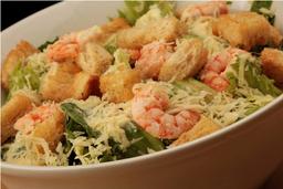 Caesar Salad com Salmão