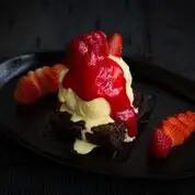 Teppan de brownie