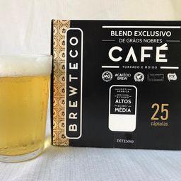 Cerveja Eclipse + Café Em Cápsula Intenso