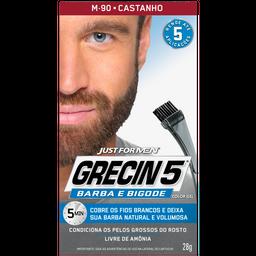 Grecin 5 Color Gel Coe Castanho Tin-Ca Fr X 120Ml X03K1
