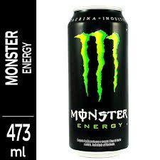 Monster Energy 473Ml Gelada