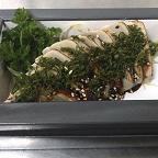 Sashimi de Atum Maçaricado (8 Unidades)