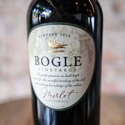 Bogle Vineyards Merlot 2016