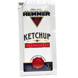 Sachê Ketchup - 1 Unidade