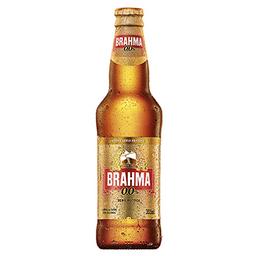 Cerveja Brahma Pilsen Sem Álcool Long Neck - 355ml