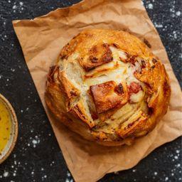 Pão de Calabresa