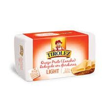 Queijo Prato Light Tirolez - 100g