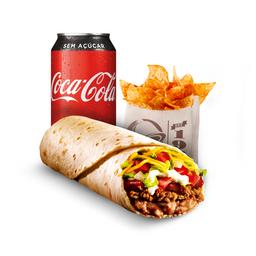 Burrito Supreme Combo