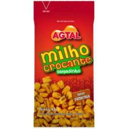 MILHO CROCANTE AGTAL DE 62g