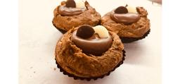 Copinho de Cookie com Nutella