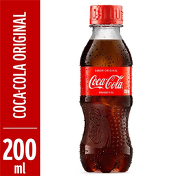 Refrigerante mini pet 200ml