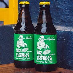 Cerveja IPA - Bráz Elettrica