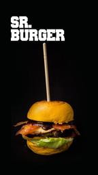 Sr. burger
