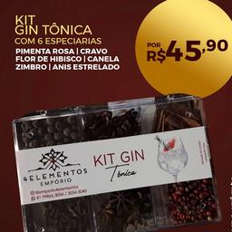 Kit Especiaria