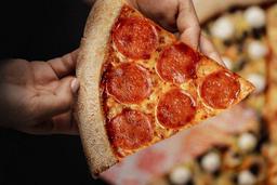 Pizza Meio a Meio - Giga