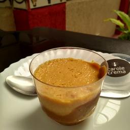 Mousse Dulce de leche argentino, chef Carole Crema 80g
