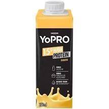 Yopro de Banana 250ml