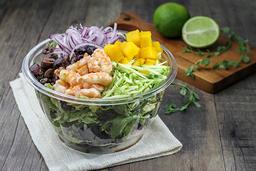 Salada Chopt De Camarão