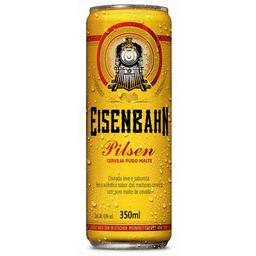 Cerveja Eisenbahn lata