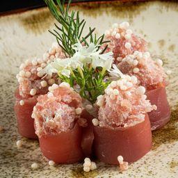 Sushi Atum Crunch - 5 Peças