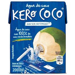 Água de Coco - Kero Coco 200ml
