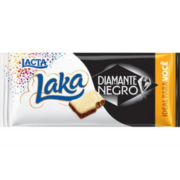 Chocolate Diamante Negro Lacta - 90g