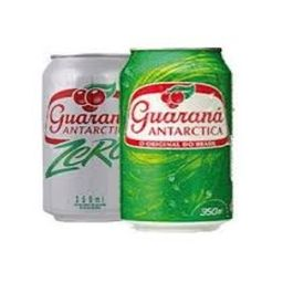 Guaraná antártica (lata 350 ml)