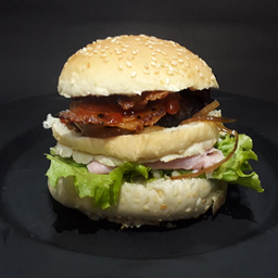 Mini Bacon Salad