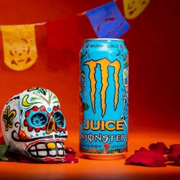 Energético Monster - Mango Loco
