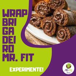 Wrap de Brigadeiro
