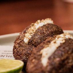 Kibe de Carne Bovina com Coalhada Seca