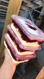 Torta Família - Frutas Vermelhas
