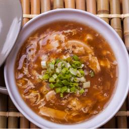 Sopa Spicy e Sour